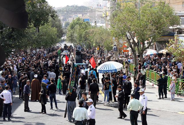 اعلام محدودیت ترافیکی در روز های تاسوعا و عاشورا