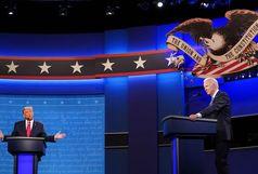 دعوای تلویزیونی ترامپ و بایدن/ از ایران و روسیه تا فرار مالیاتی ترامپ