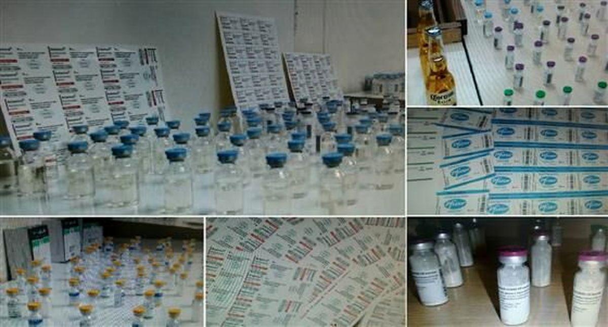 وزارت اطلاعات از دستگیری قاچاقچیان واکسن کرونا خبر داد