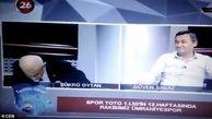سکته قلبی مجری تلویزیون در برنامهی زنده +عکس