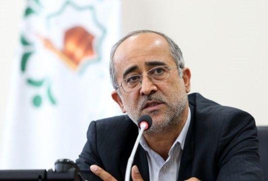 «محمدرضا حیدری» رئیس شورای اسلامی شهر مشهد ماند