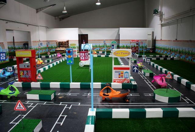احداث پارک آموزش ترافیک برای رانندگان نسل آینده