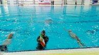 تیم ملی شنا ایران فردا عازم بانکوک میشود