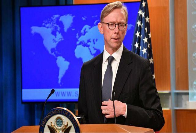 کمک آمریکا به بازسازی سوریه منوط به خروج ایران است