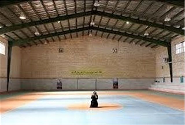 تکمیل سالن ورزشی روستای بورنگ شهرستان درمیان ۵۰ میلیون تومان اعتبار نیاز دارد