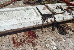 مصدومیت ۵ زن در حادثه انفجار کارگاه خیاطی خیابان نظامی اهواز/حال دو نفر وخیم است+ببینید