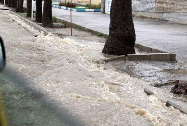 احتمال وقوع سیلاب و روان آب همچنان تا ۴۸ ساعت آینده