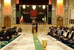 مواکب اربعین پیام اتحاد ملت ایران و عراق را به جهانیان منعکس کنند/از هر عمل و رفتاری که نشان از قومیت و ملیت خاصی باشد پرهیز شود