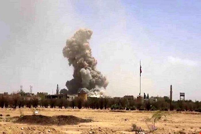 تجاوز نظامی ائتلاف سعودی به مناطق غیرنظامی یمن ادامه دارد