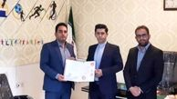 انتصاب سرپرست هیئت انجمن های ورزشی خرم آباد