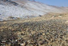 توضیحات مرکز بهداشت ارومیه در مورد زبالههای کوه چکش