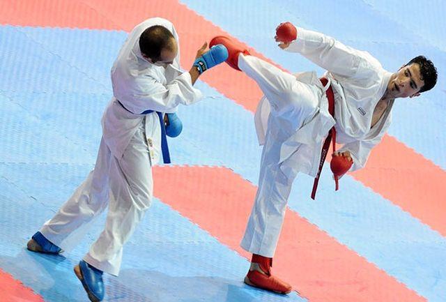 مسافران بازیهای آسیایی کاراته در بخش مردان معرفی شدند