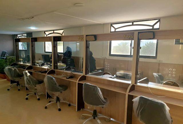 افتتاح نخستین دفتر خدمات الکترونیک قضایی در شهر بیکاه
