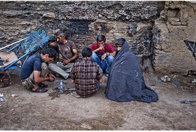 جمع آوری 700 معتاد متجاهر از شهرهای مختلف البرز