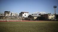 برگزاری فوتبال دوستانه در قزوین