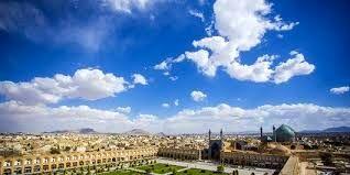 جوی پایدار تا پایان هفته بر اصفهان حاکم است/بیشترین بارندگی در چوپانان