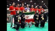 محمدیان قهرمانی تیم ملی سپک تاکرا را تبریک گفت