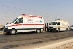 سانحه رانندگی در ورزقان، 11کشته و مصدوم برجای گذاشت