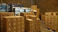 توزیع ۶۳۰۰ بسته بهداشتی بین نیازمندان استان سمنان