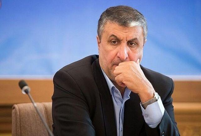 علت گرانی حمل و نقل از زبان وزیر راه و شهرسازی