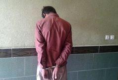 دستگیری سارق حرفه ای با بیش از ۲.۵ میلیارد اموال سرقتی