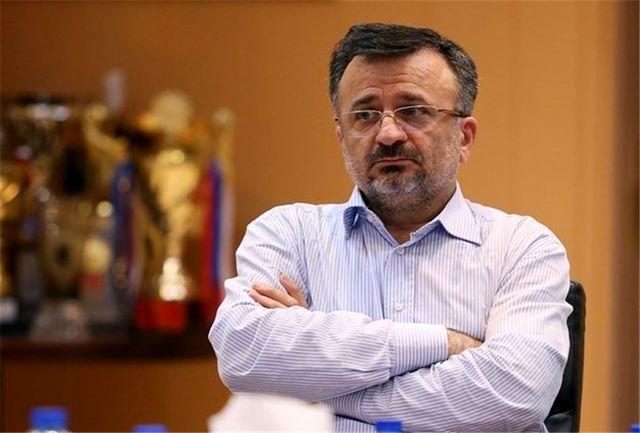 پیام رئیس فدراسیون والیبال به مناسبت هفته دفاع مقدس
