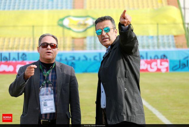 نظارت مرادی در رقابتهای انتخابی جام جهانی 2022 قطر