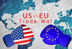 اتحادیه اروپا برای ترامپ خط و نشان کشید