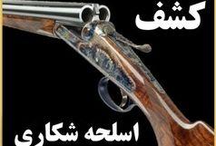کشف و ضبط پنج قبضه اسلحه شکاری از شکارچیان متخلف در فومن