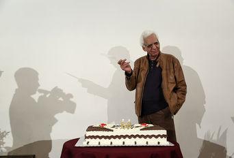 جشن تولد ۶۸ سالگی کیومرث پوراحمد