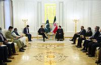 ظرفیت گسترش مناسبات بین تهران و اسلام آباد وجود دارد
