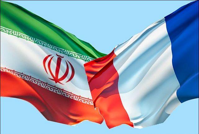 وزیران خارجه ایران و فرانسه تلفنی گفتگو کردند