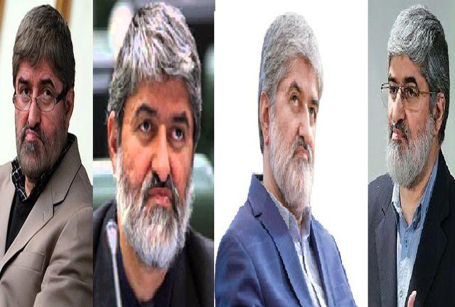 سوال علی ضیاء از علی مطهری در برنامه حاشیه