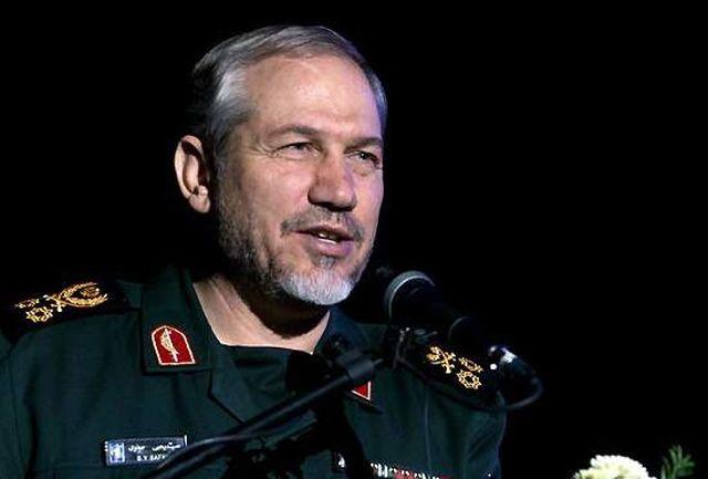 سرلشکر صفوی به دبیرکل حزب الله لبنان تسلیت گفت