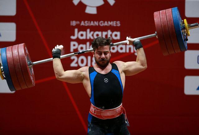 شانس اندک رستمی و مرادی در راه رسیدن به المپیک/ زنگ خطر برای وزنه برداری به صدا درآمد!