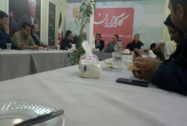 انتخاب هیات رئیسه شورای هماهنگی جبهه  اصلاحات استان