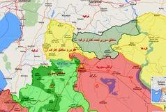 ارتش سوریه مواضع ارتش ترکیه را هدف گرفت