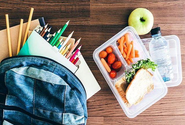 باید و نباید های تغذیه ای دانش آموزان در مدرسه