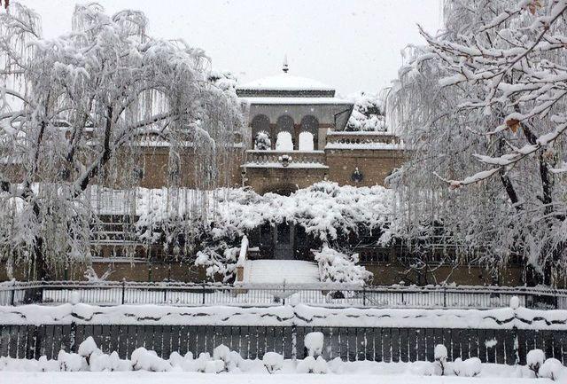 سفرای انگلیس و فرانسه به بارش برف سنگین ایران واکنش نشان دادند