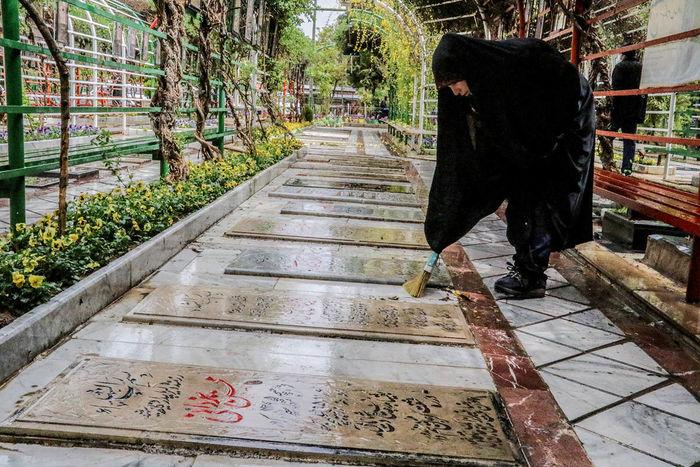 اختصاص بیش از ۱۶۰۰ قبر به اهدا کنندگان عضو در قطعه بخشندگان حیات