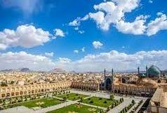 هوای اصفهان با باران پاییز سالم شد