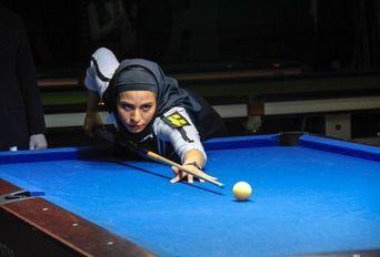 بیستوپنجمین دوره مسابقات رنکینگ پاکت بیلیارد بانوان