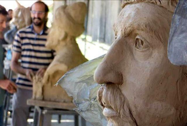سمپوزیوم مجسمهسازی تهران با پایان سال افتاد