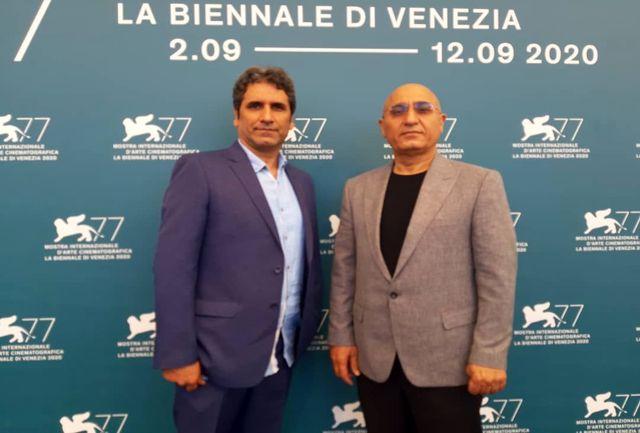 دو جایزه بین المللی  برای یک فیلم ایرانی در ونیز