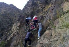امدادرسانی امدادگران به ۲ حادثه کوهستانی در ارتفاعات سکنج ماهان و هجدک راور