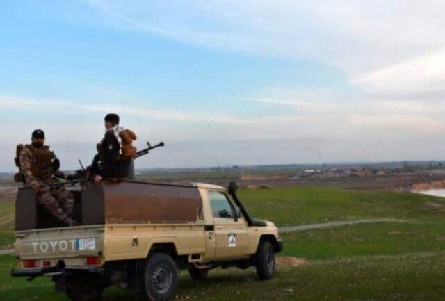 حمله به خودروی تویوتا در مرز عراق