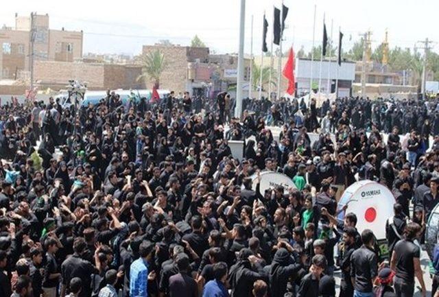 سیستان وبلوچستان غرق در عزای سید و سالار شهیدان