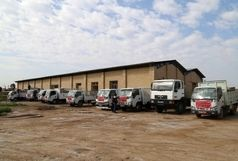 اولین محموله ارسالی تجهیزات آموزشی به مدارس سیلزده، امروز وارد خوزستان شد