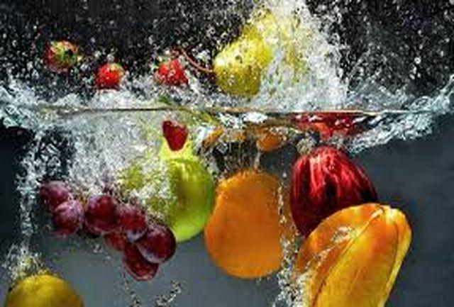 با نحوه صحیح ضدعفونی کردن سبزیجات و میوهها آشنا شوید