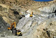 افزایش۳ برابری میزان حفاری در معدن طلای هیرد در ۵ ماهه سال 99
